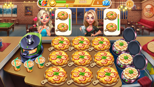 Cooking City: chef, restaurant & cooking games 6 تصوير الشاشة
