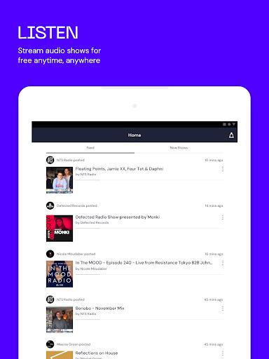 Mixcloud - Gabungan Radio & DJ screenshot 7
