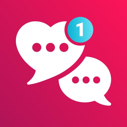 Waplog - Gratuit Chat & Rencontres en ligne. Flirt icon