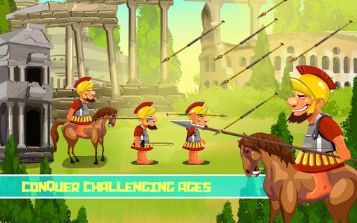 Age Of Fight : Empire Defense screenshot 13