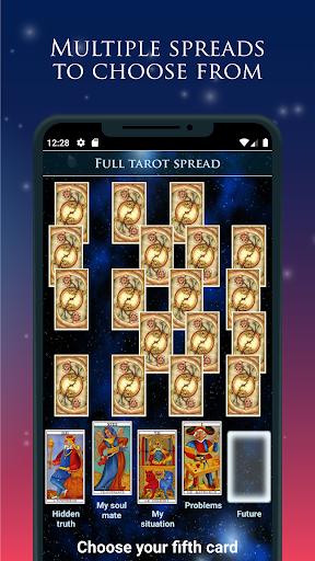 Tarot of Love - Free Tarot Cards Reading screenshot 2