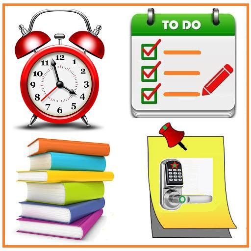 To Do List Notes Alarm Color Reminder Note Notepad screenshot 1