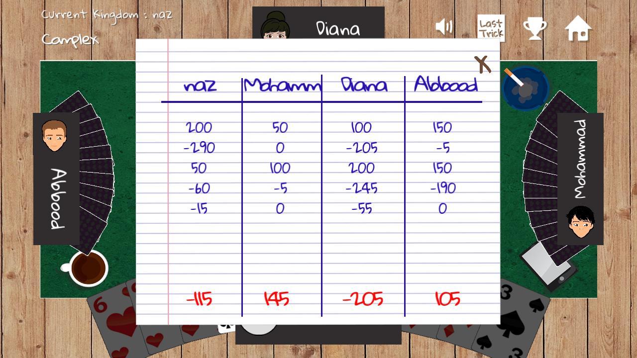 Trix Online Cafe 2 تصوير الشاشة