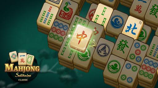 Mahjong Solitaire: Classic screenshot 6