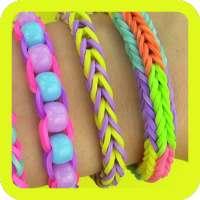 DIY Bracelet Tutorials on 9Apps