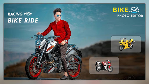 Bike Photo Editor : Bike Photo Frames screenshot 1