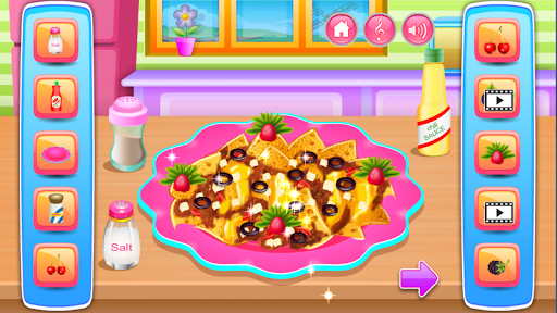 Cooking in the Kitchen - Baking games for girls screenshot 6