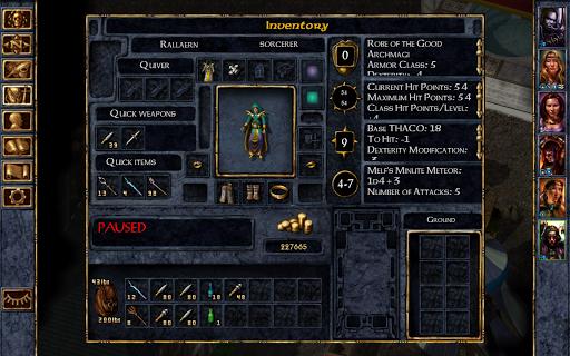 Baldur's Gate: Enhanced Edition screenshot 14
