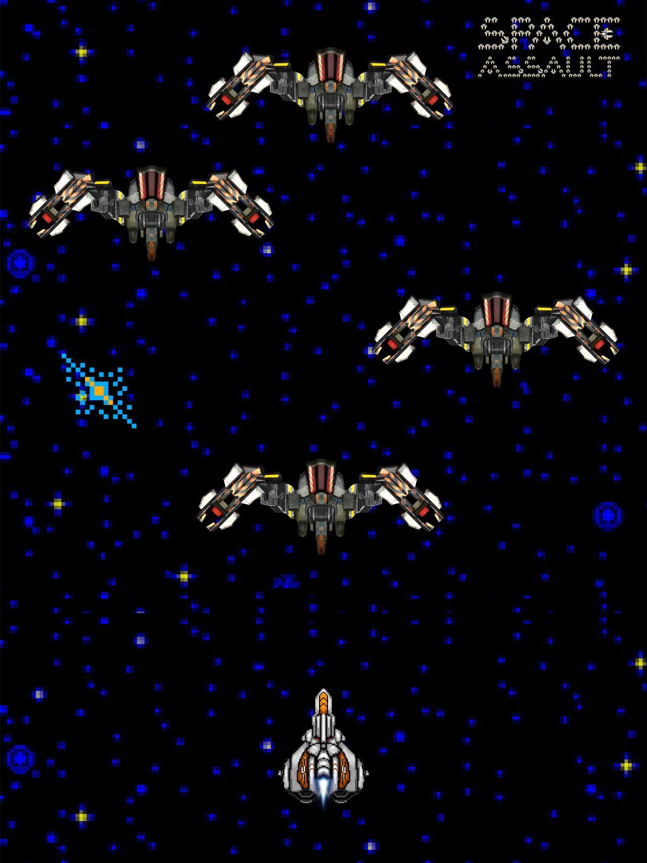 Space Assault: Space shooter 8 تصوير الشاشة