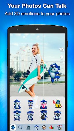 Snaappy - AR Social Network screenshot 5