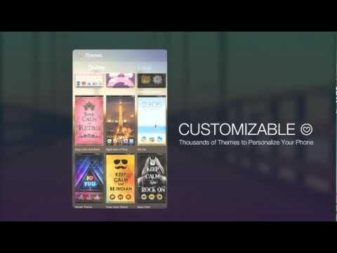 C قاذفة: مواضيع DIY، إخفاء التطبيقات، خلفيات، 2020 1 تصوير الشاشة