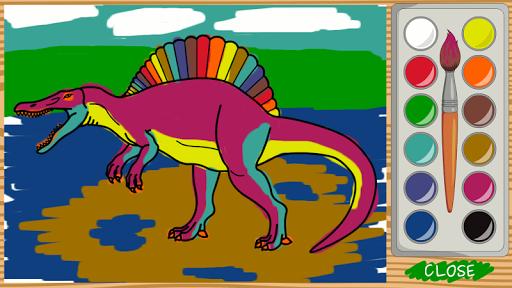 Dino paint screenshot 5