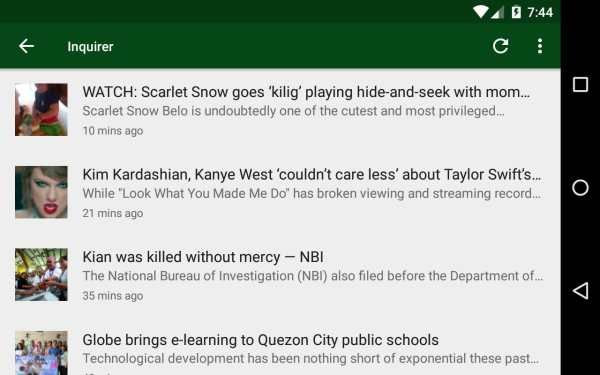 Top News Philippines - OFW Pinoy News, Scandal screenshot 8