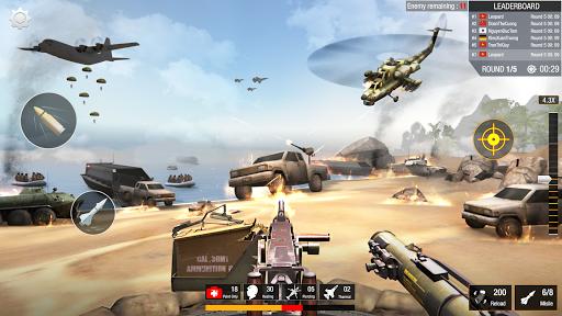 Sniper Game: Bullet Strike - Free Shooting Game screenshot 3