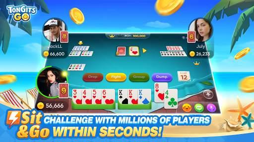 Tongits Go - The Best Card Game Online 3 تصوير الشاشة