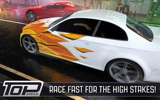Top Speed: Drag & Fast Street Racing 3D screenshot 16