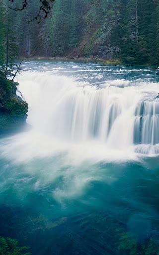 Wild Waterfalls Live Wallpaper screenshot 5