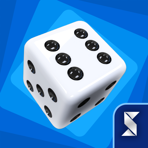 Dice With Buddies™ Free - The Fun Social Dice Game أيقونة