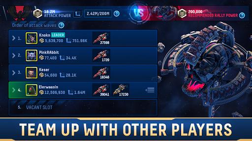 Stellar Age: MMO Strategy screenshot 5