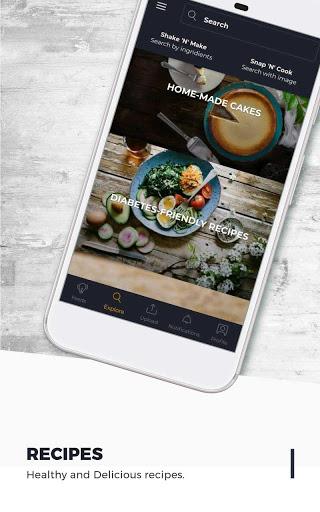Recipe book: Recipes & Shopping List screenshot 2