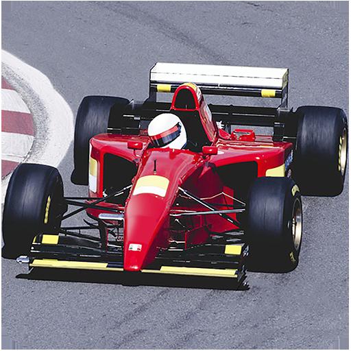 Formula Classic - 90's Racing icon