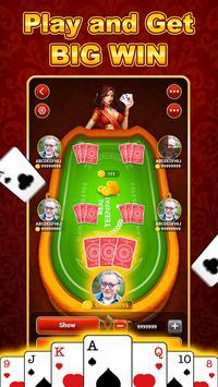 Teen Patti Real(3 Patti) -Indian Online Poker Game screenshot 3
