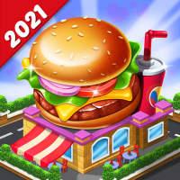 Cooking Crush: Jeux De Cuisine Et Jeux Restaurant on 9Apps