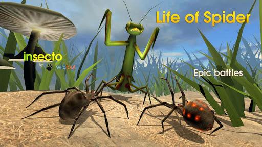 Life of Spider скриншот 1