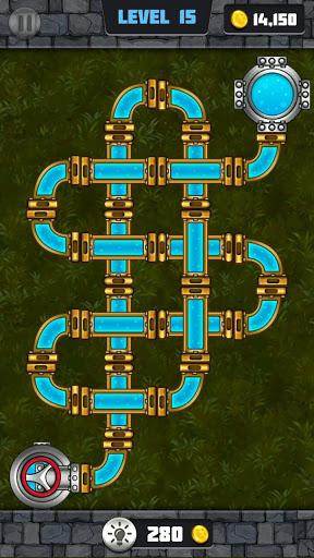 Plumber: Water Pipe Puzzle 3 تصوير الشاشة