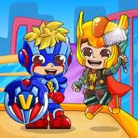 วลาดและนิกิฮีโร่ Superhero on APKTom