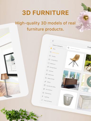 Homestyler - Interior Design & Decorating Ideas 8 تصوير الشاشة