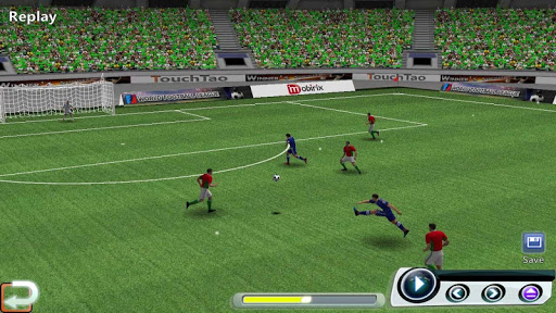 Football League Dunia screenshot 5