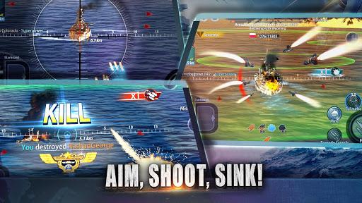 Warship Rising - 10 vs 10 Real-Time Esport Battle screenshot 5