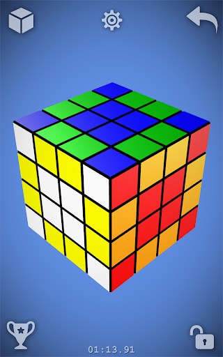 Magic Cube Puzzle 3D 9 تصوير الشاشة
