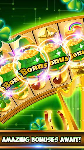 Lucky Irish Slot Machines: Free Coins 1 Million! screenshot 5