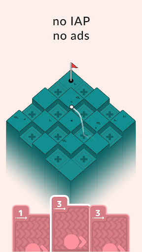 Golf Peaks screenshot 6