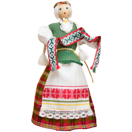 National costumes icon