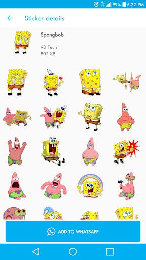 New Stickers For WhatsApp - WAStickerapps Free screenshot 6