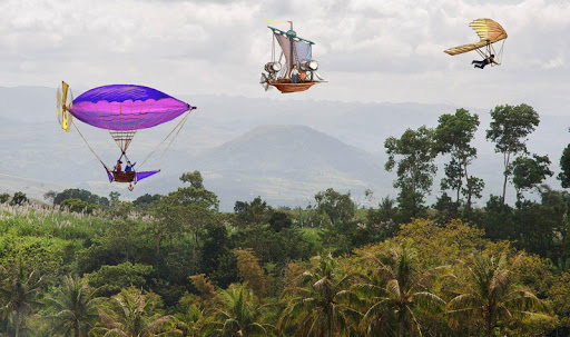 Flying World Live Wallpaper 22 تصوير الشاشة