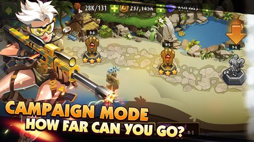 Magic Rush: Heroes screenshot 5