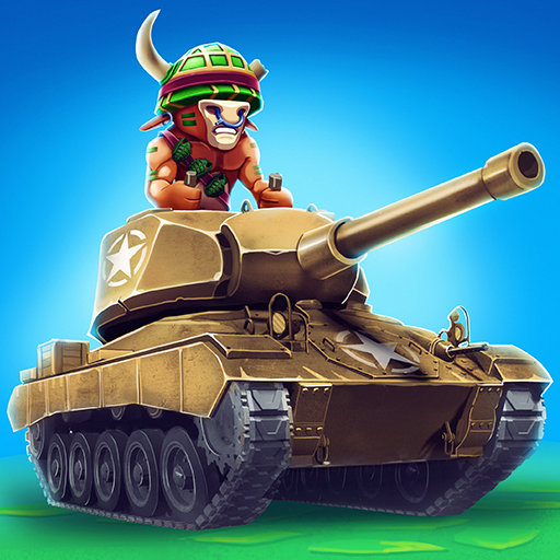 Zoo Games War: Battle Royale online أيقونة
