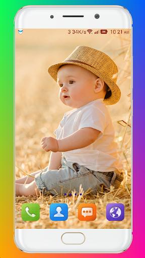 Cute Baby Wallpaper screenshot 16