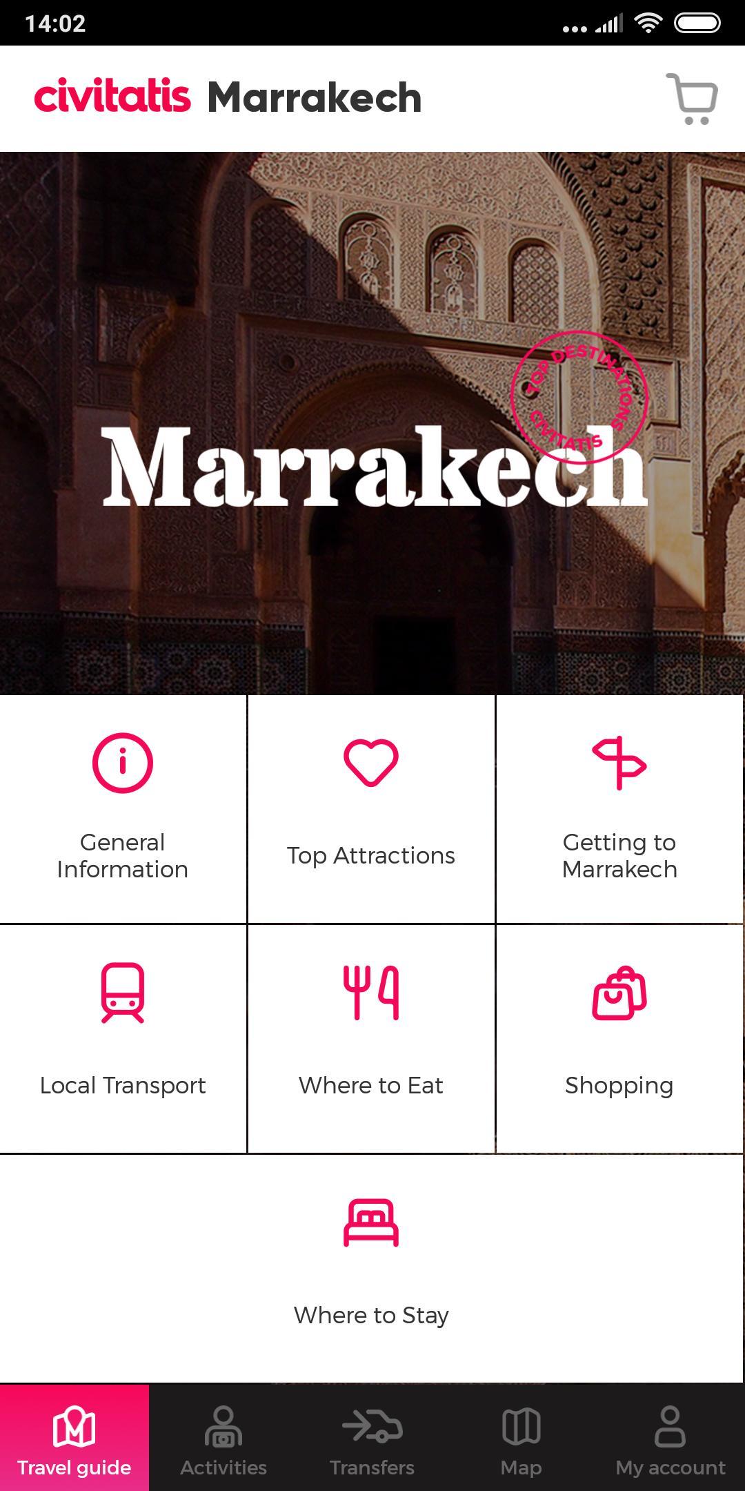 Marrakech Guide by Civitatis screenshot 2