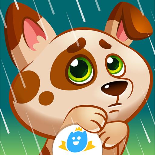 Duddu -حيواني الأليف الافتراضي أيقونة