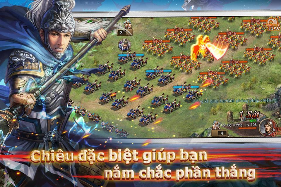Bá Chủ Tam Quốc – CTXĐ screenshot 6