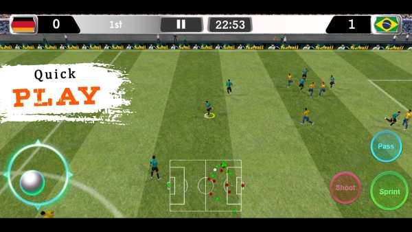Real Football World Lite : 2020 Championship screenshot 6