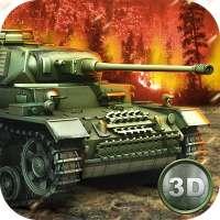 Tank Pertempuran: Perang Dunia on 9Apps