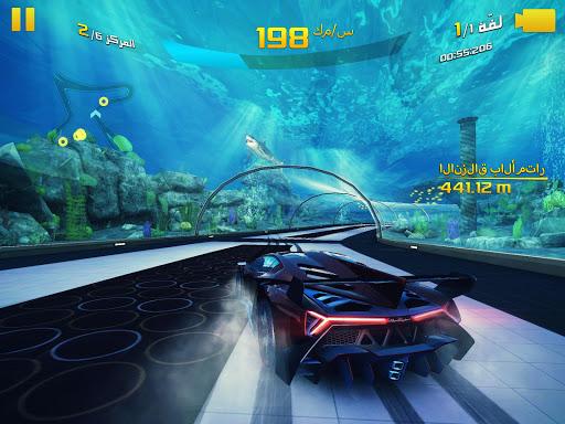 Asphalt 8: القيادة الهوائية - سباق سيارات ممتعة 12 تصوير الشاشة