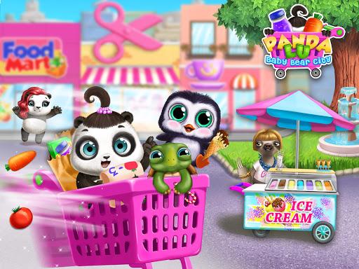Panda Lu Baby Bear City - Pet Babysitting & Care 11 تصوير الشاشة