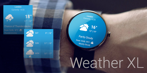 Weather XL PRO screenshot 14